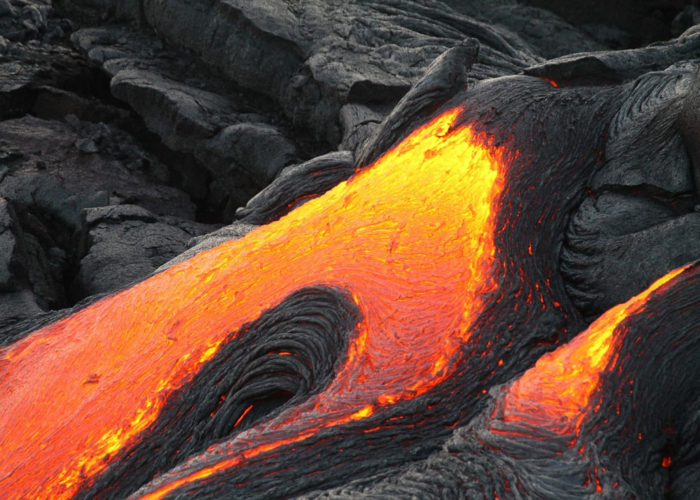 On The Hunt For Lava In Hawaii