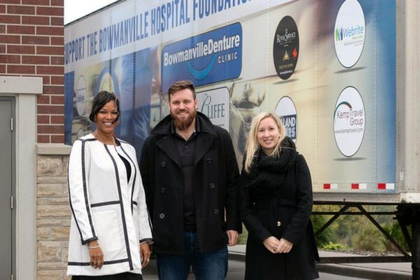 BHF Transport Truck Sponsorship