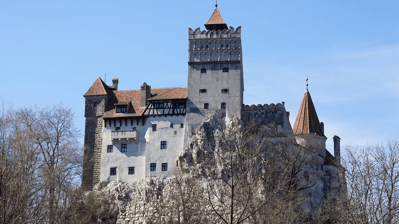 Bran Castle, Romania, Creepy Places to Travel