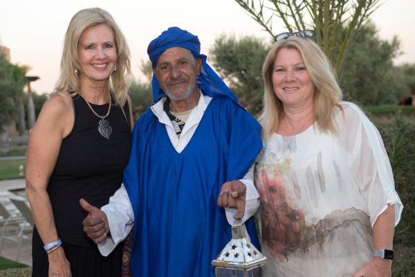 Sheila's Trip To Morocco