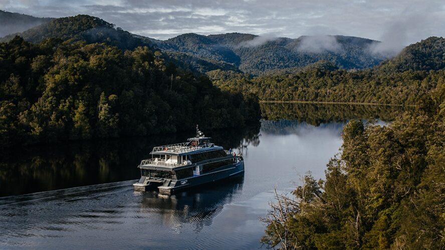 Gordon River Cruises, Tasmania