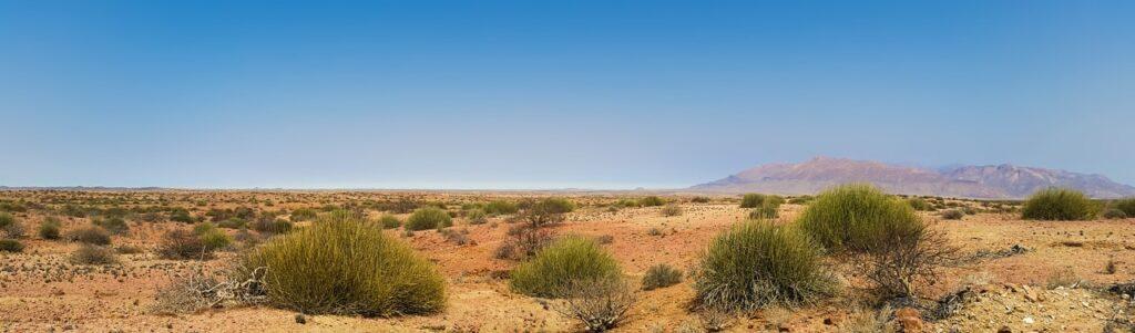 Brandberg Mountain Range, Namibia.