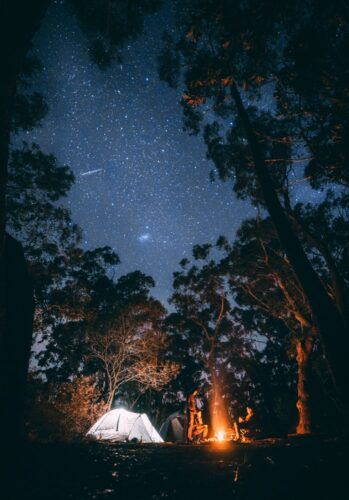Perry's Lookdown Campground, Blackheath, Australia. Photo by Jonathan Forage. Top 10 Mountain Vacations