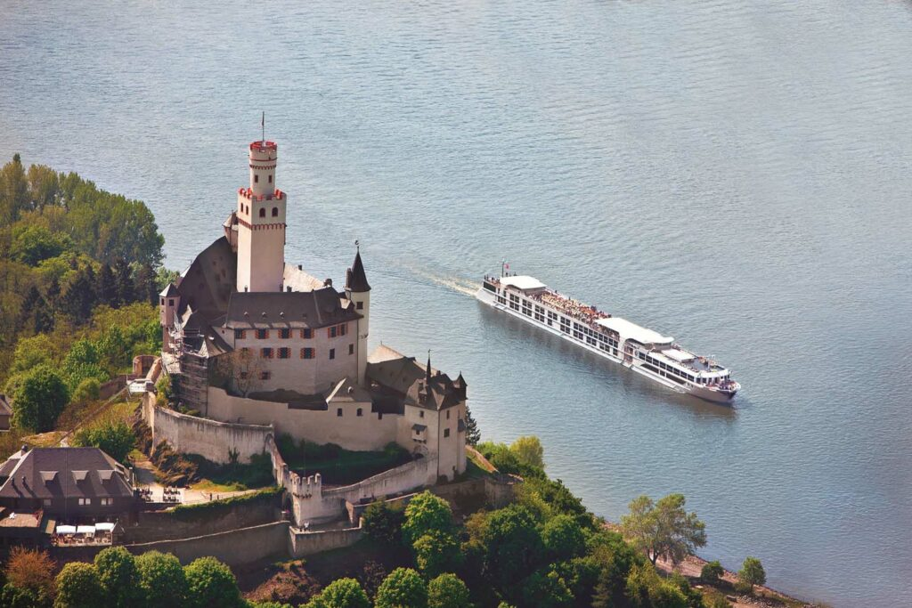 River Cruise themed Itinerary Uniworld