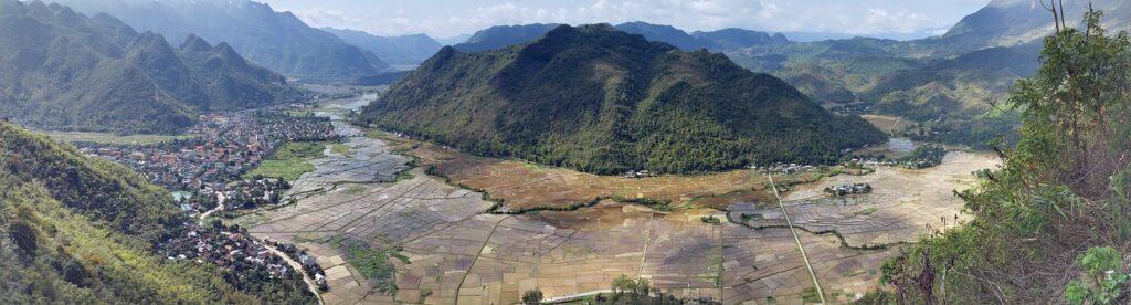 Mai Chau, Southeast Asia