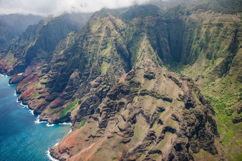 Napali Coast Family Hawaii