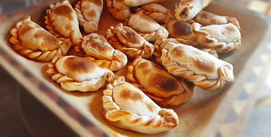 Empanadas - Off the Grid in Central and South America