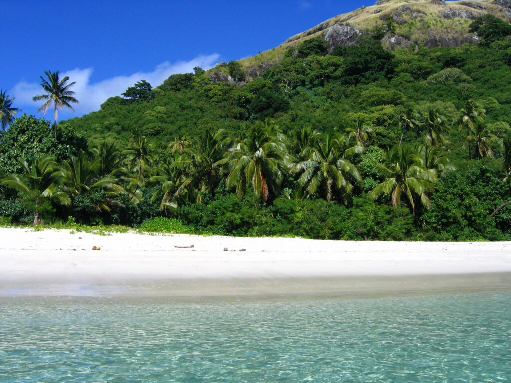 Fiji Top Island Getaways