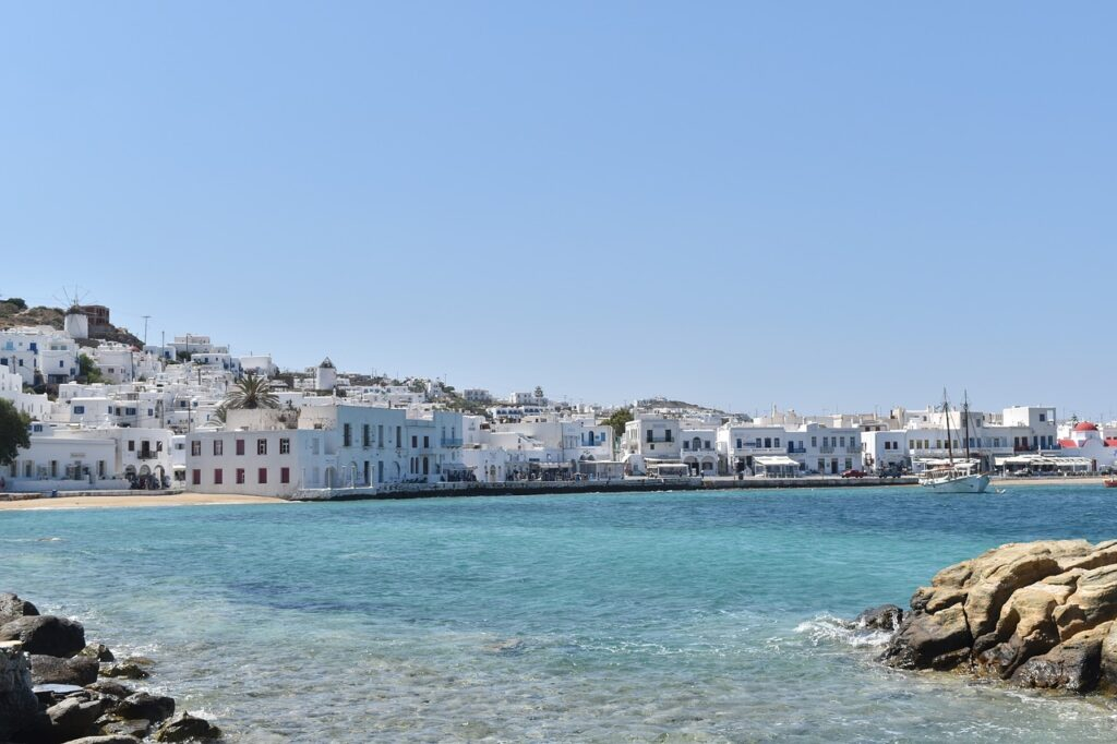 Mykonos Greece, Top Island Getaways