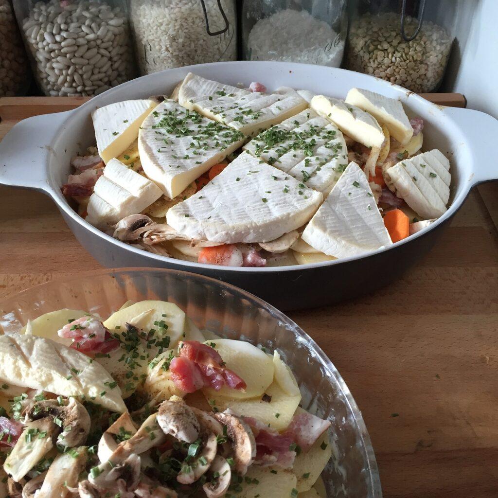 Tartiflette, European Gourmet