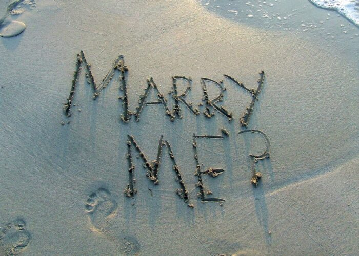 10 Ways to Pop the Question in the South Pacific