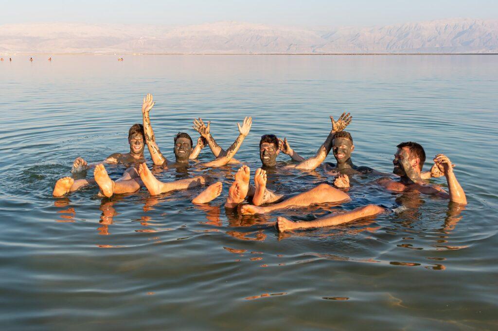 Activities in Jordan Dead Sea Pixabay
