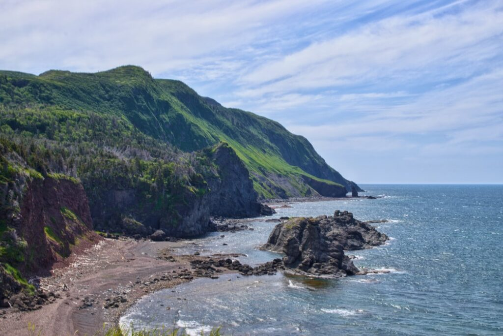 Beauty in your own Backyard Gros Morne Newfoundland