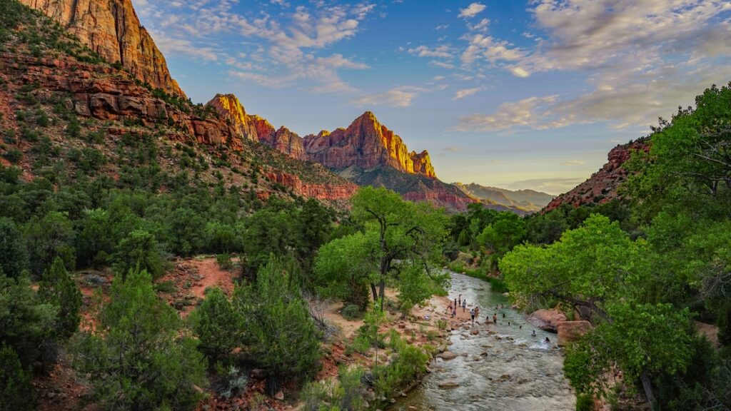 Beauty in your own Backyard Zion National Park