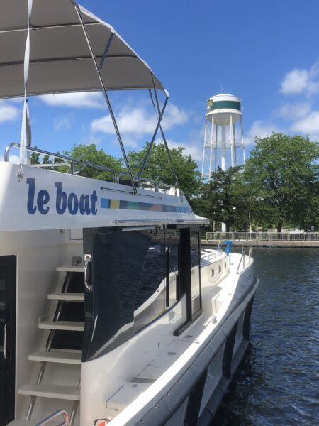 Le Boat – Rideau Canal