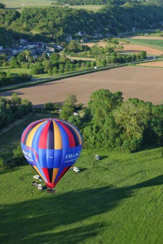 Hot Air Balloon Trips Loire Valley