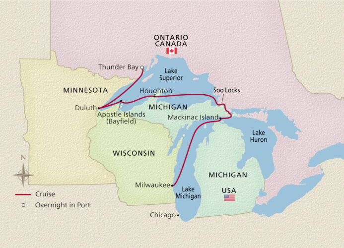 Viking Great Lakes