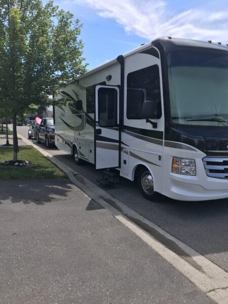 My Ontario RV Adventure – Louise Wilson