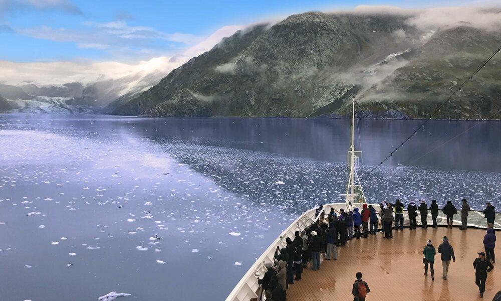 Alaska Eurodam Holland America